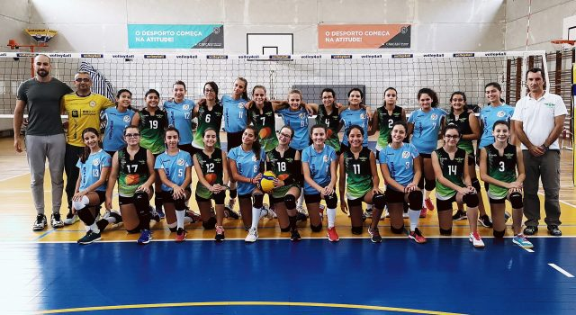 VOLLEY4ALL vs GD SESIMBRA | INFANTIS