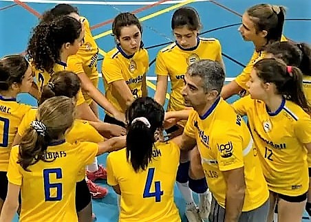 SINTRA vs VOLLEY4ALL | INF
