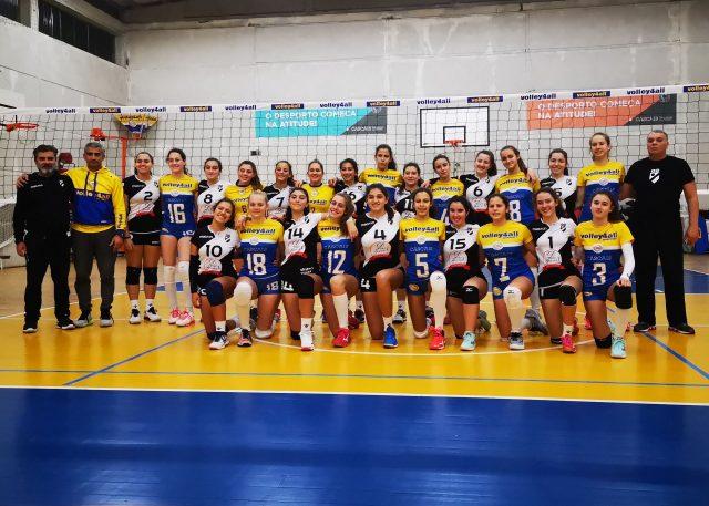 Volley4all 3 | Sintravolei 0