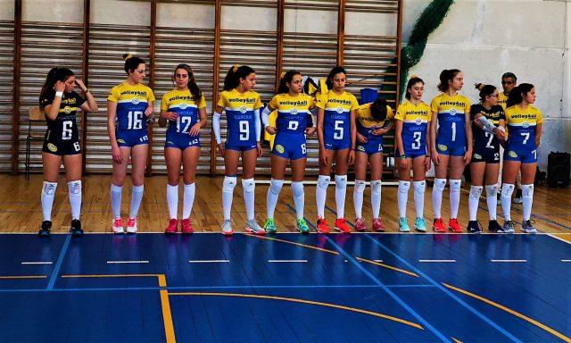 Volley4all 3 | CV Oeiras 0