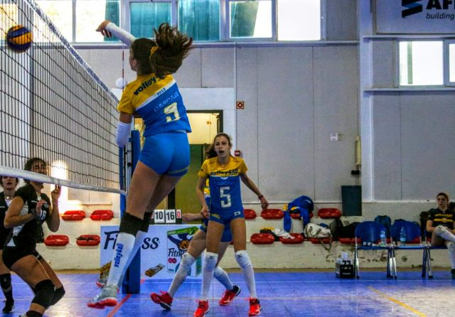 Lusofona VC 0 | Volley4all 3