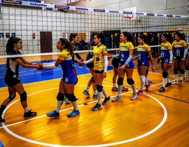Cv Lisboa 0 | Volley4all 3