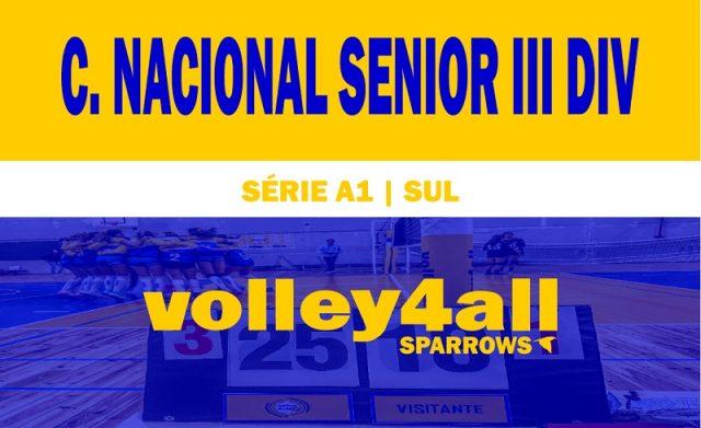 SUL A | Seniores
