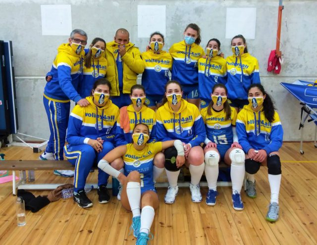 Volley4all 3 | Lusofona VC 1