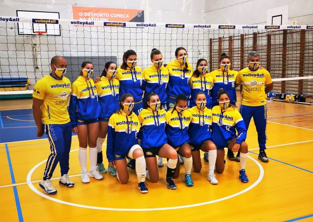 Volley4all 3   Odivelas VC 1