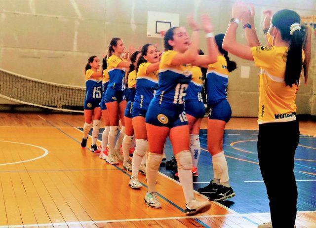 INICIADAS – Volley4all 3 | CD Alverca 0
