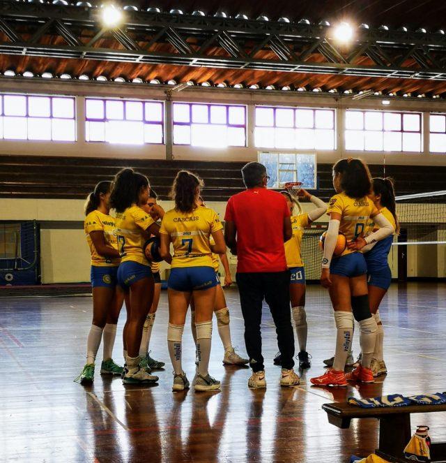JUVENIS – CSJ BRITO 0 I Volley4all 3