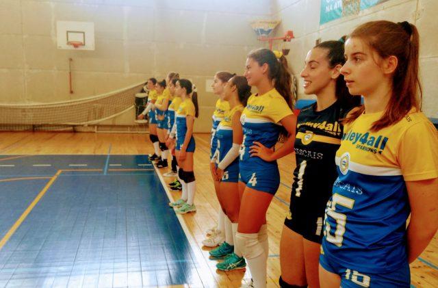 SENIORES – Volley4all 3 | Lusófona 1